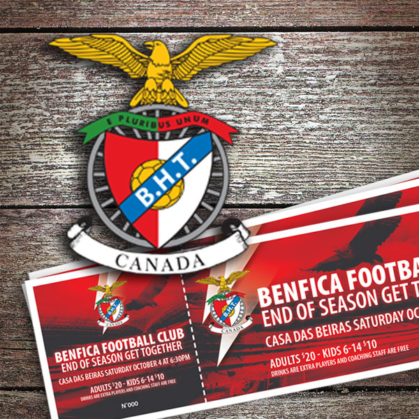 Benfica FC – Canada